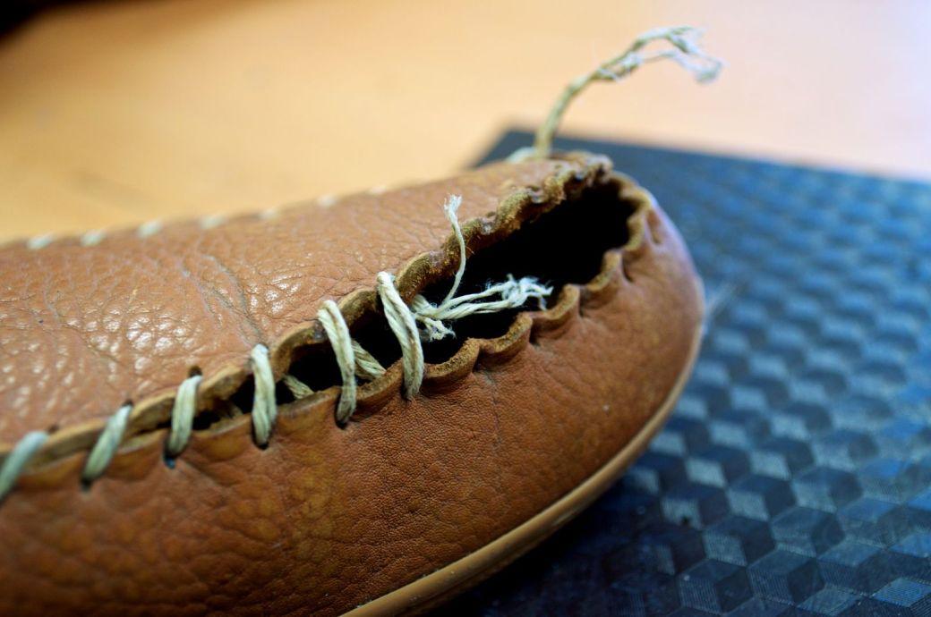 Kingston Shoe Repair Rips and Holes